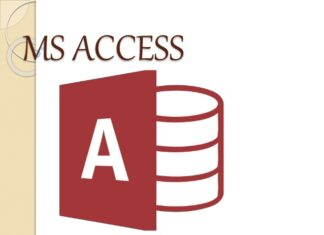 feature of m.s access 2013 in hindi